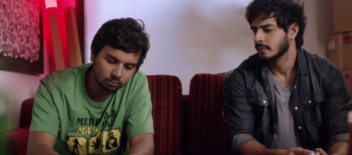 Short Film: The Last Day    Namit Das, Tahir Raj Bhasin  