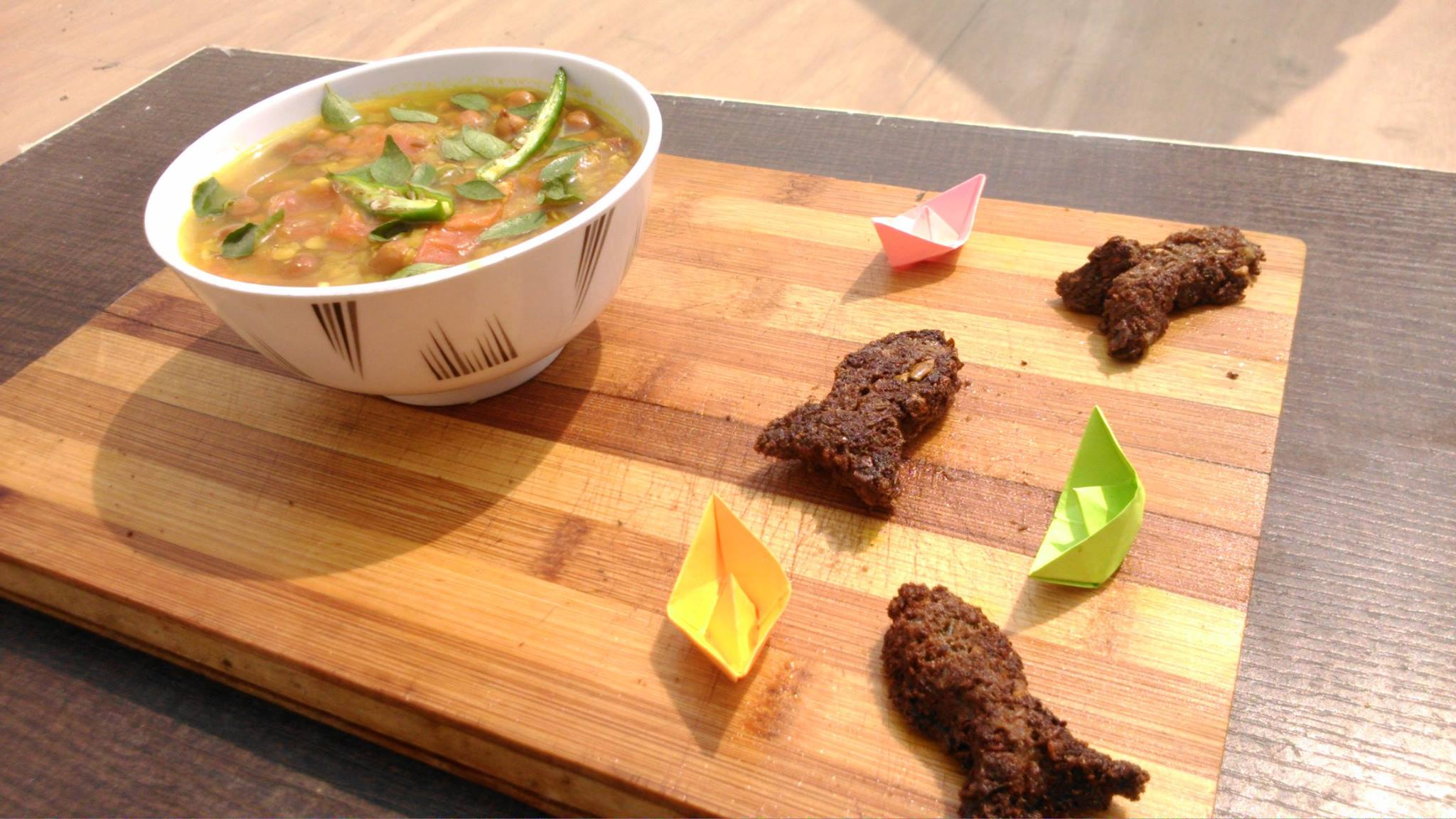 Of Wannabe Babus, Dumbbells and Fish | Recipe