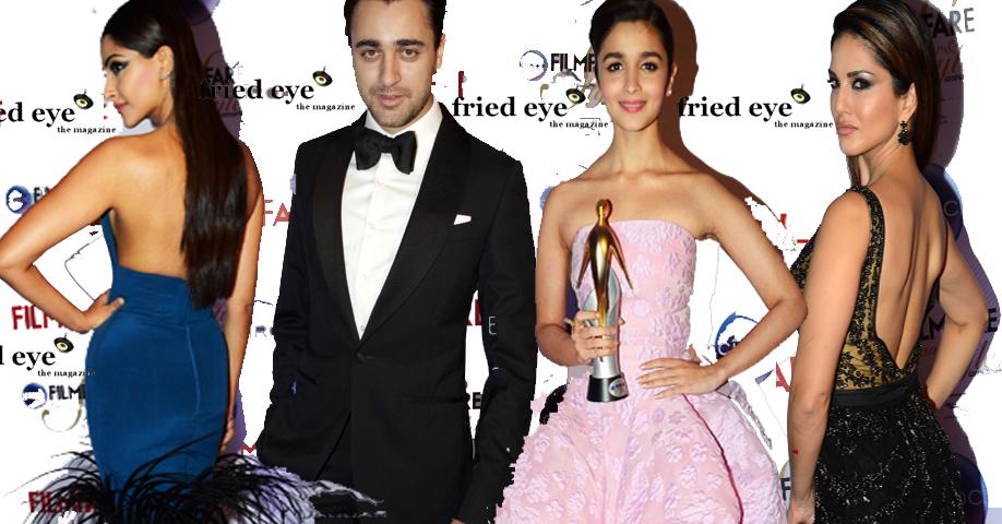 The 1st Filmfare Glamour & Style Awards – winner's list and photos