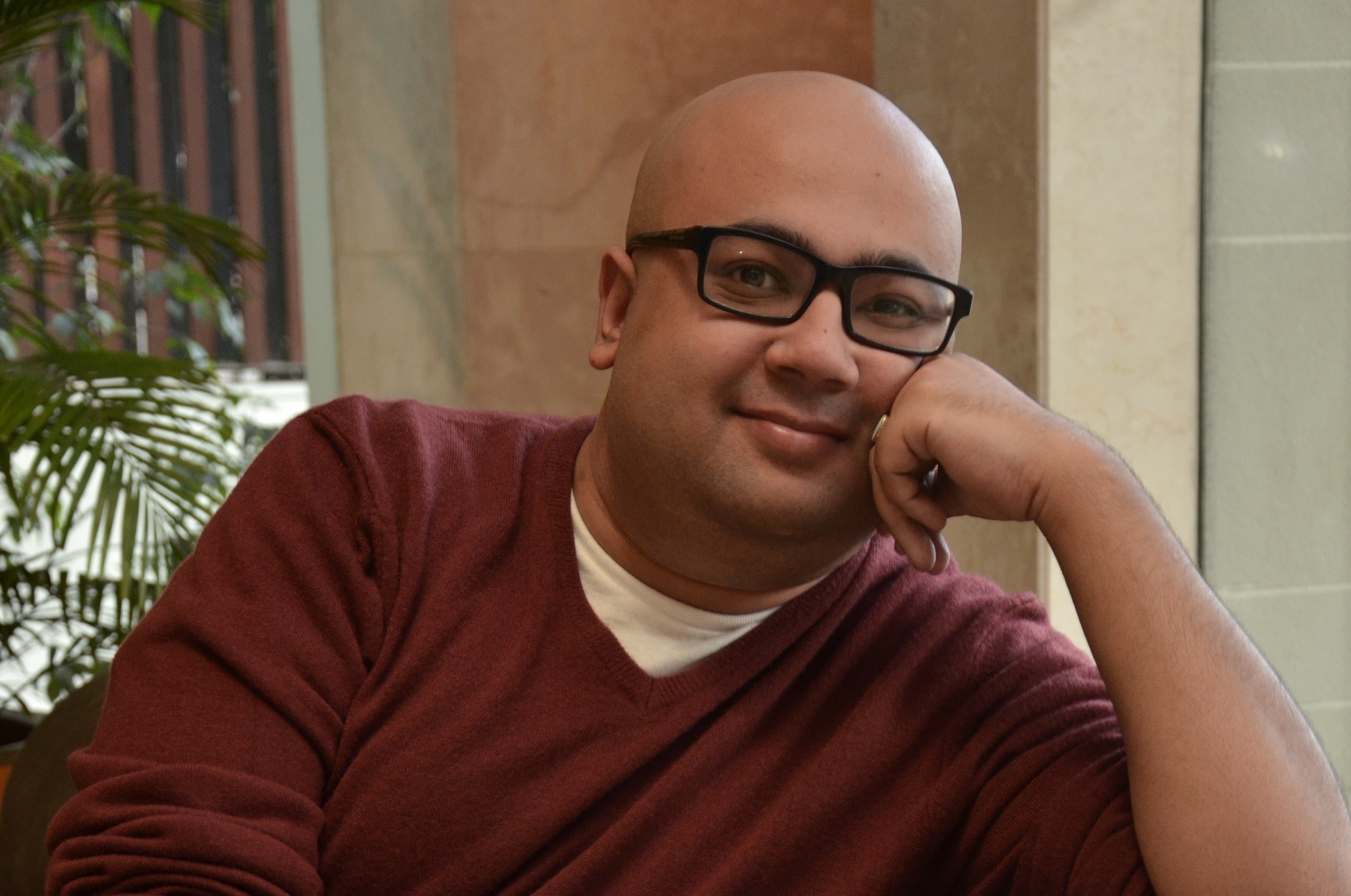 Writing was the last thing on my mind!: Prajwal Parajuly | Interview