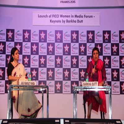 If you do well as a woman, be prepared to be hated: Barkha Dutt at FICCI 2015