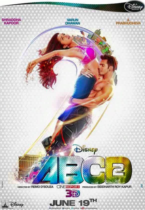 Movie review: ABCD 2