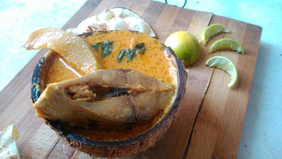Aamgasms in the Delhi Heat: Goan Fish Curry With Raw Mangoes