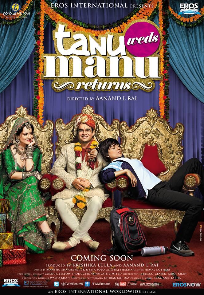 Trailer: Tanu Weds Manu Returns | Kangana Ranaut, R. Madhavan |