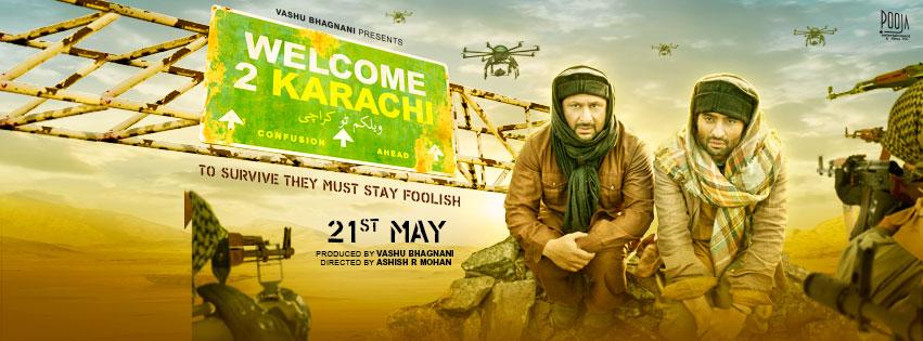 Trailer: Welcome To Karachi   Arshad Warsi, Jackky Bhagnani  
