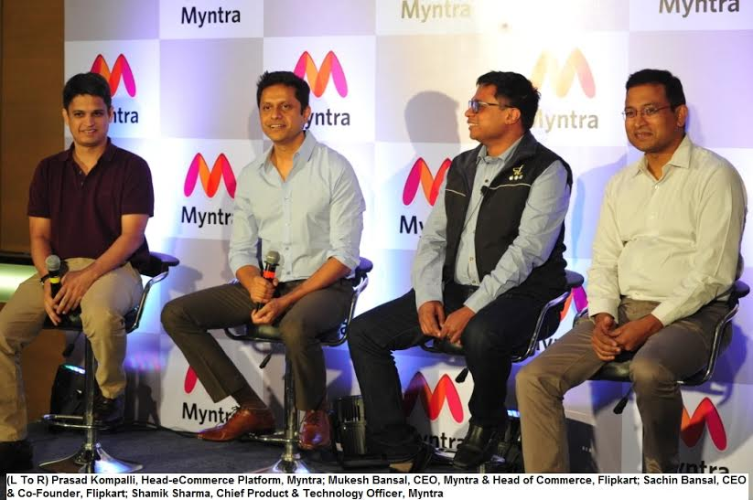 Myntra becomes App Only To Build a Transformational Shopping Experience
