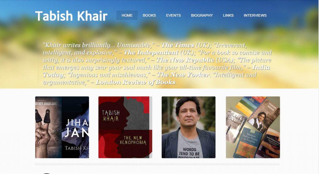 Tabish Khair