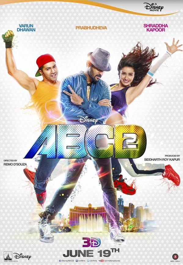 ABCD 2: Anybody Can(not) Dance