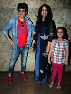 Amruta Fadnavis & Palash Sen