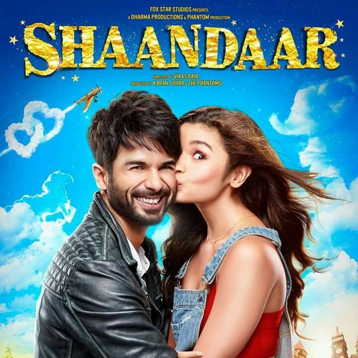 Movie Review: Shaandaar  | Shahid Kapoor, Alia Bhatt |