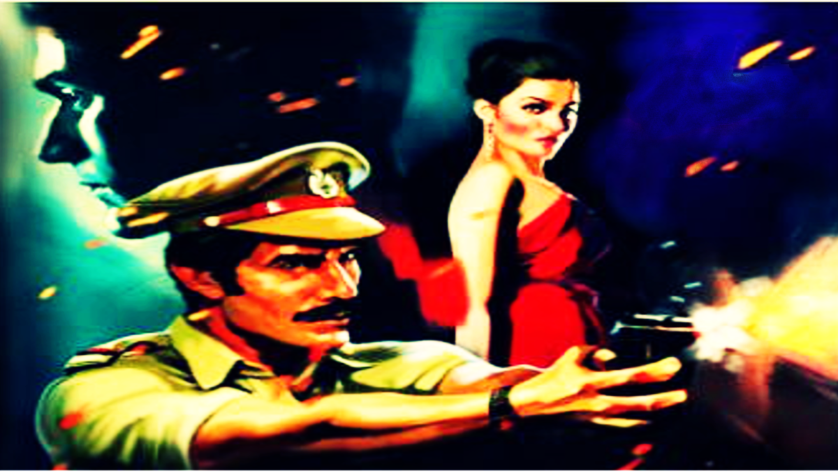 Murder in Bollywood is a highly original pulp fiction