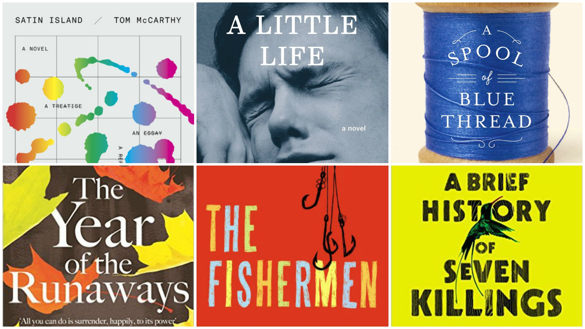 Who will win the Man Booker Prize 2015