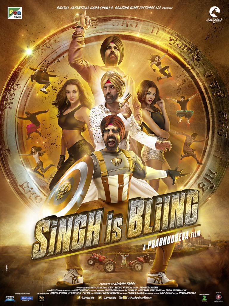 Movie Review: Singh is Bliing | Uh-so-duh |