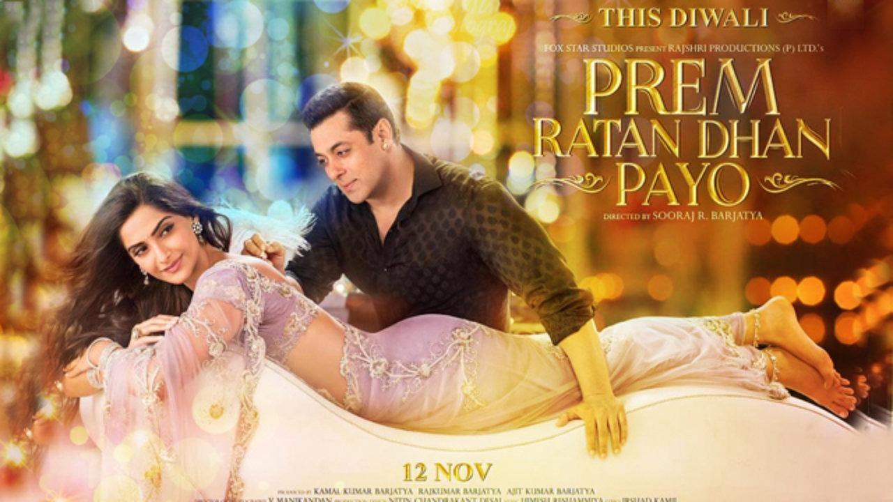 Review: Prem Ratan Dhan Payo |Experiencing Salmantertainment! |