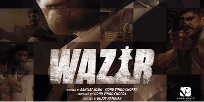 Trailer: Wazir |Amitabh Bachchan, Farhan Akhtar, John Abraham, Neil Nitin Mukesh|