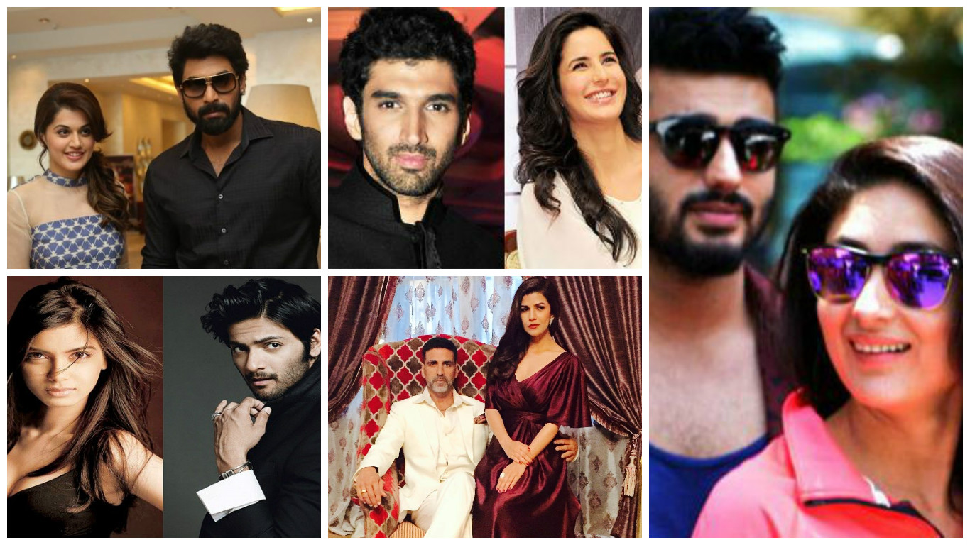 Bollywood pairs to look forward in 2016