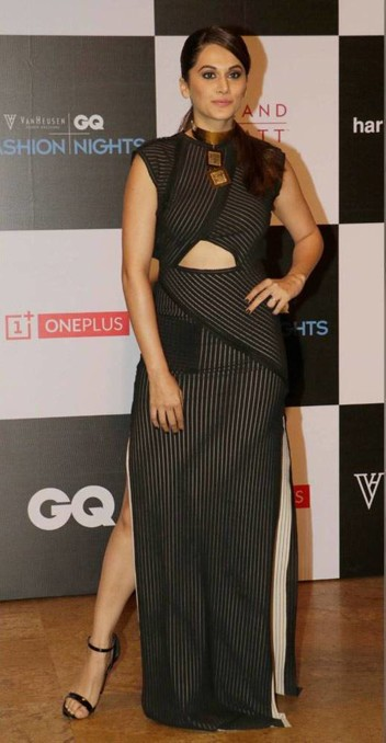 Taapsee Pannu_GQ Fashion Nights_2015
