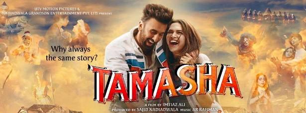Tamasha doesn't underestimate audience