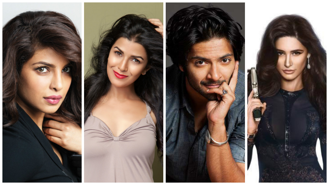 Bollywood actors who entered Hollywood in 2015
