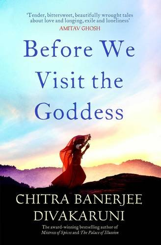 before visiting the goddess books