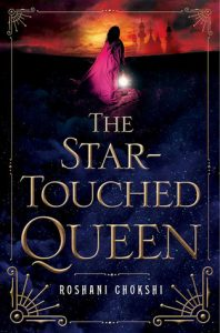star touched queen roshni choksi books