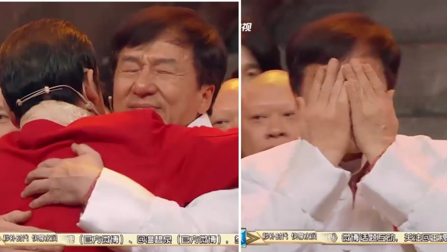 INCREDIBLE: Jackie Chan Surprised By His Original Stunt Team, And His Reaction Will Make You Cry