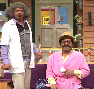 Unmissable: 6 Best Moments of Kapil Sharma and Sunil Grover