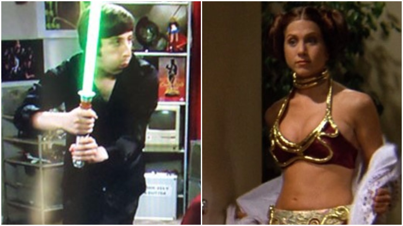 The Most Memorable Star Wars Tributes On Television