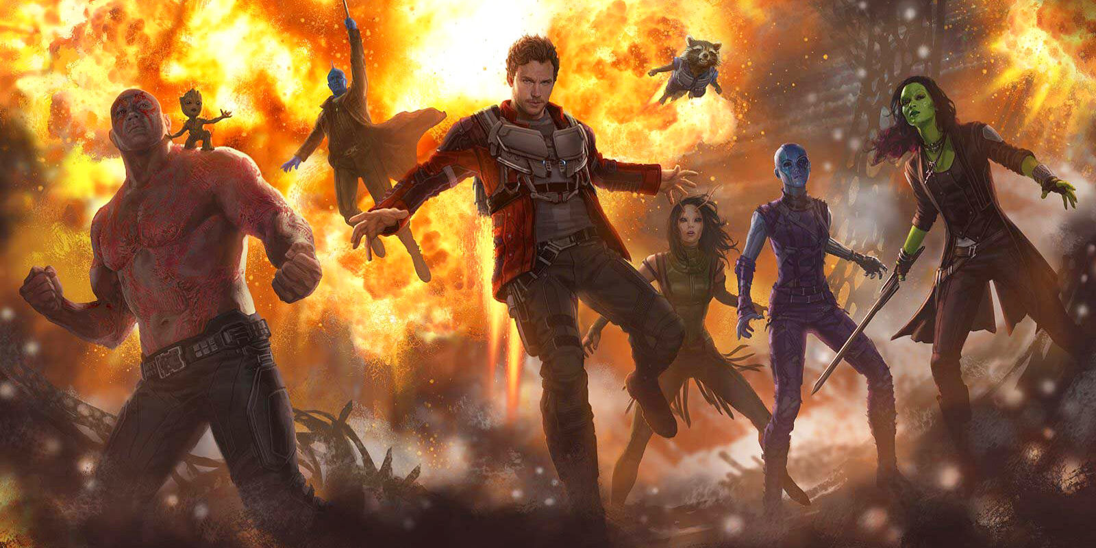 Bet You Did Not Know These Facts About Guardians Of The Galaxy Vol 2