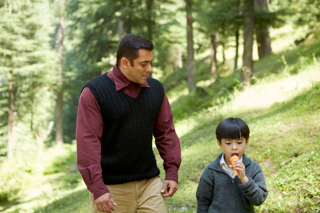 Salman Khan on Tubelight, his young co-actor from Arunachal Pradesh and why he thinks he is a fool!