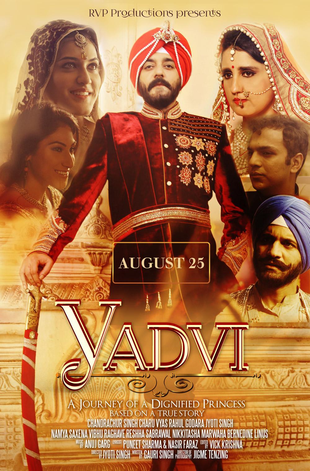 Director Jyoti Singh Speaks About Her Film Yadvi, a biopic on Princess Yadhuvansh Kumari of Patiala