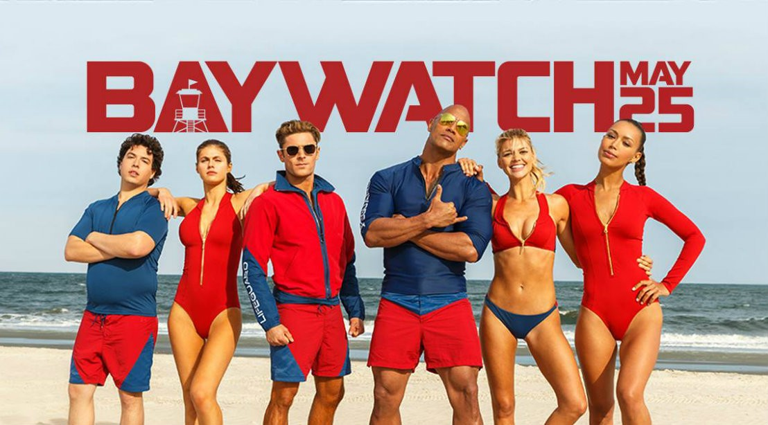 Movie Review: Baywatch (2016)