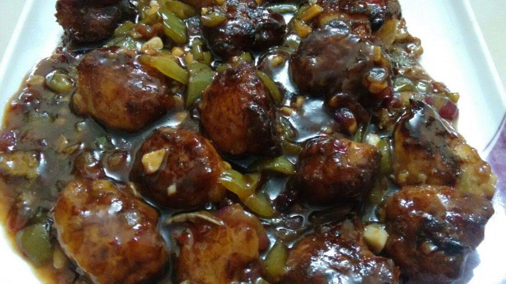 Gobi-Manchurian Recipe