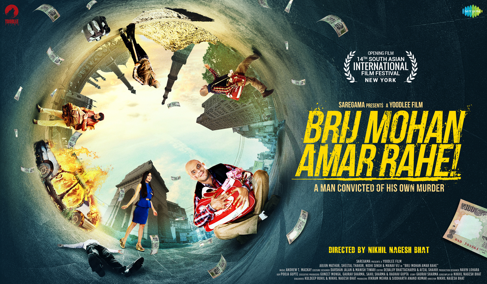"""Yoodlee Films """"Brij Mohan Amar Rahe"""" aka Long Live Brij Mohan to be screened at the opening night of The South Asian International Film Festival"""