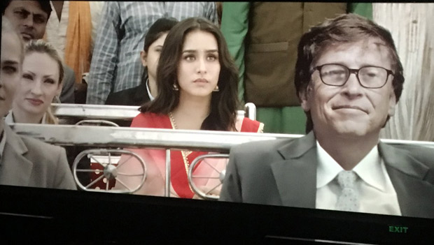 WTF Bill Gates In Half Girlfriend