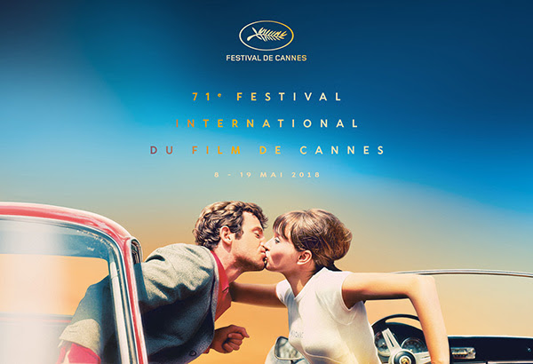 The poster for the Festival de Cannes 2018…
