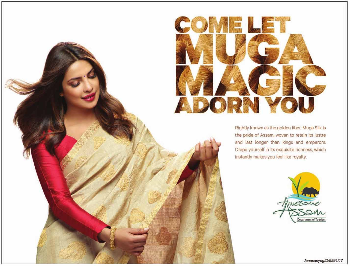 A Crore Spent, Just To Get Priyanka Chopra To Assam?