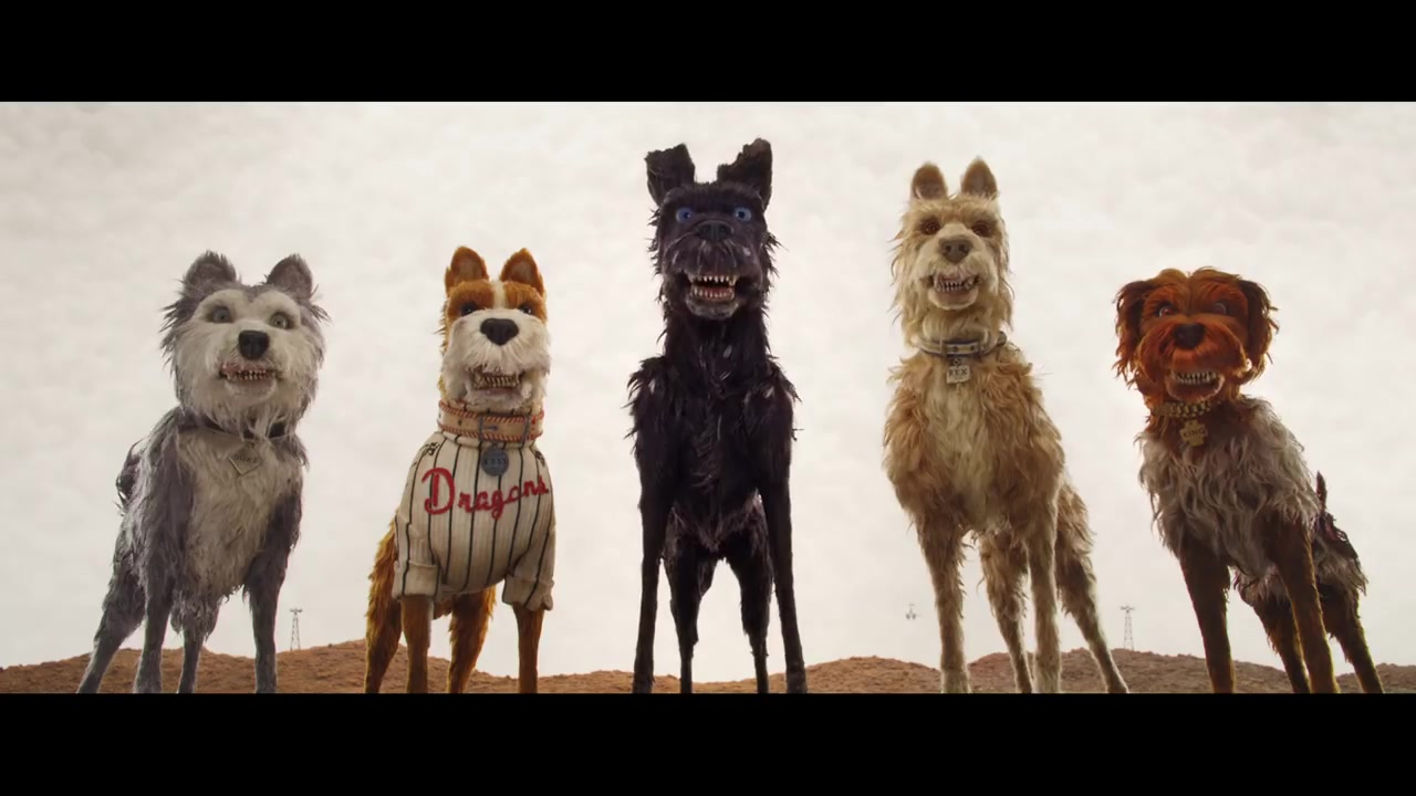 Did you know these Hollywood actors voiced for Wes Anderson's Isle of Dogs?