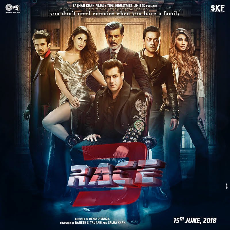 3 Moments in Race 3, that totally revealed our state of mind while watching the film