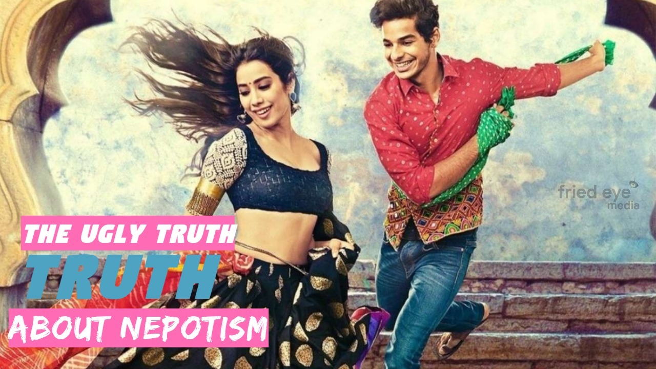 What does the box office collections of Dhadak tell us about nepotism?