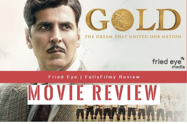 Gold Movie Review: Fiction over reality