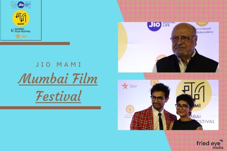 MAMI Mumbai Film Festival Opens!