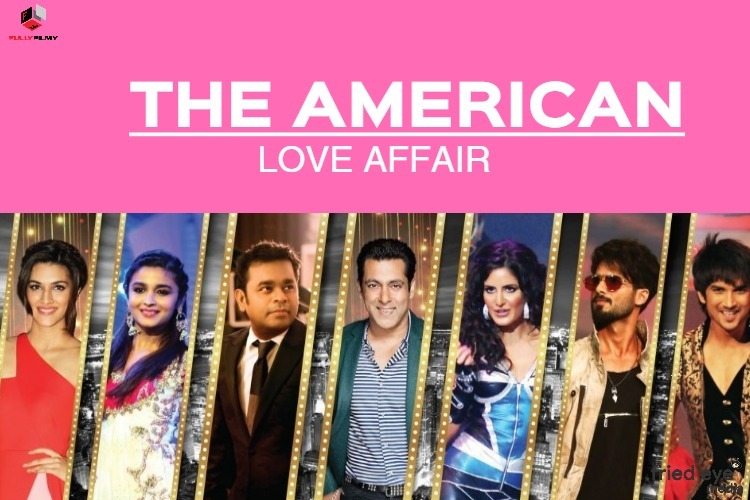 The love-affair of Bollywood and North America