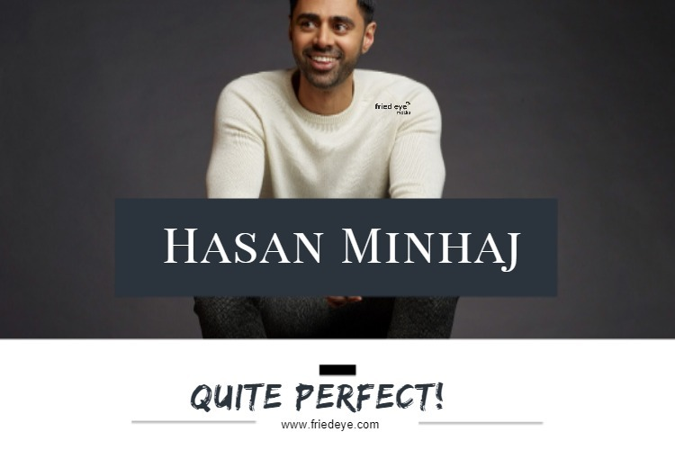 Why Hasan Minhaj is the perfect mix of South Asian and American stand ups