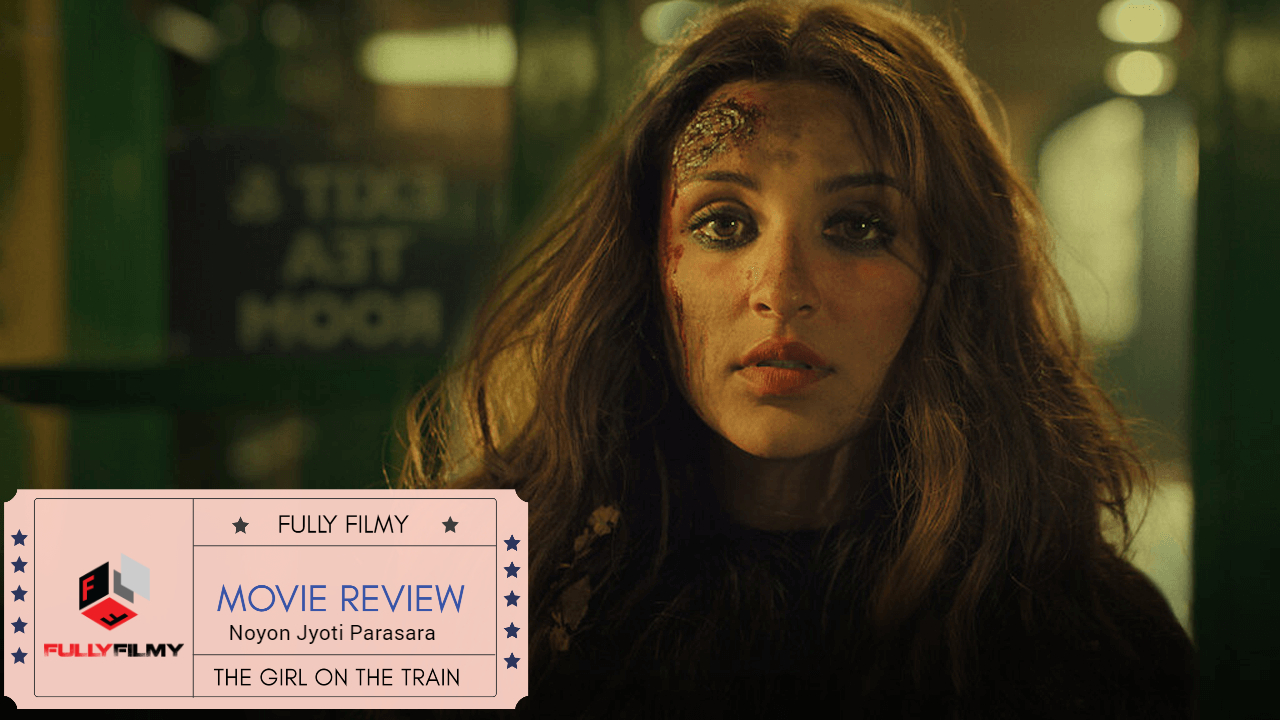 Movie Review: The Girl on the Train (2021)